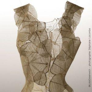 Costume d'automne pour une Dryade@Lola Greenwich, photographie Stéphanie Lacombe