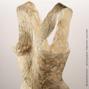 Costume d'été pour une Dryade@Lola Greenwich, photographie Stéphanie Lacombe